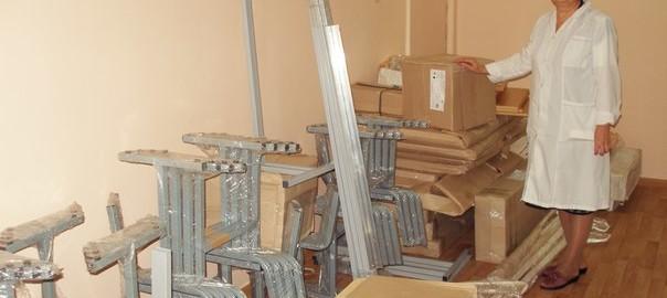 Открываем сбор на детскую площадку и спортзал для детских отделений КОПБ