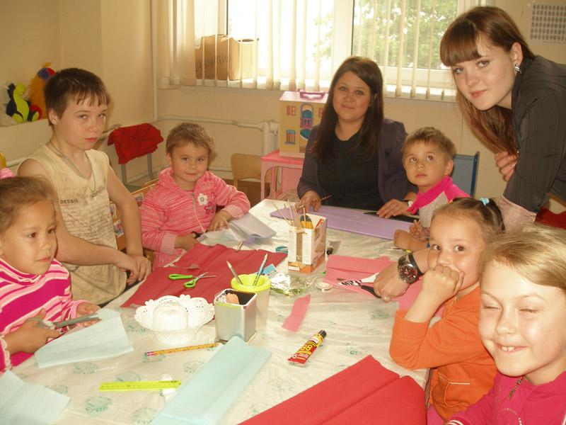 1 июня в Детской городской больнице г. Калуги