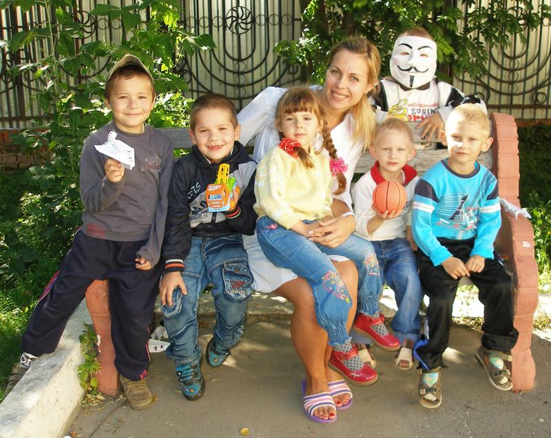 Больничные дети фото 4